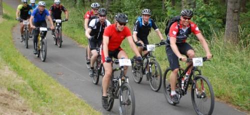 15. Zweitage-Rennsteig-Radtour