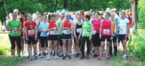 4. Erfurter Waldlauf und 16. Thüringer Frauenlauf