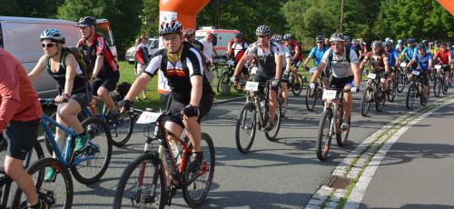 17. Zweitage-Rennsteig-Radtour