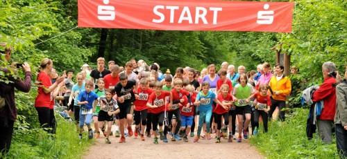 """1. Riechheimer Berglauf und MTB-Marathon """"Rund um den Riechheimer"""""""