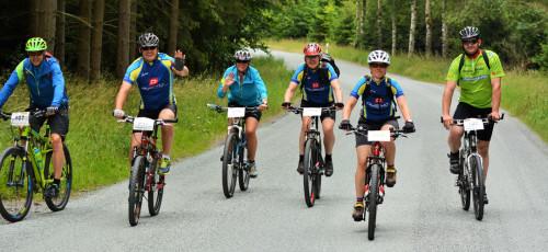 16. Zweitage-Rennsteig-Radtour