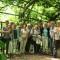 Acht Mühlen im Wald am rauschenden Bach – aber ohne Netz
