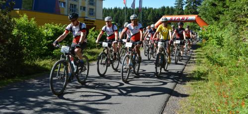 20. Zweitage-Rennsteig-Radtour - die Jubiläumstour