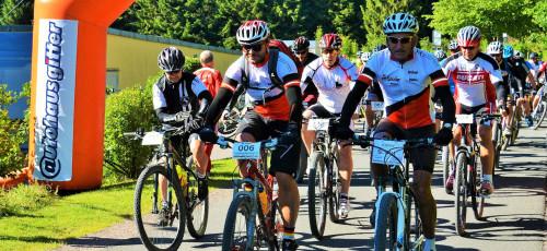 18. Zweitage-Rennsteig-Radtour