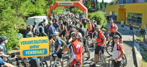19. Zweitage-Rennsteig-Radtour - Solo-Radeln am Rennsteig