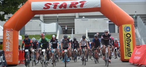 9. Erfurter-RadTourenFahrt und Erfurter Radmarathon