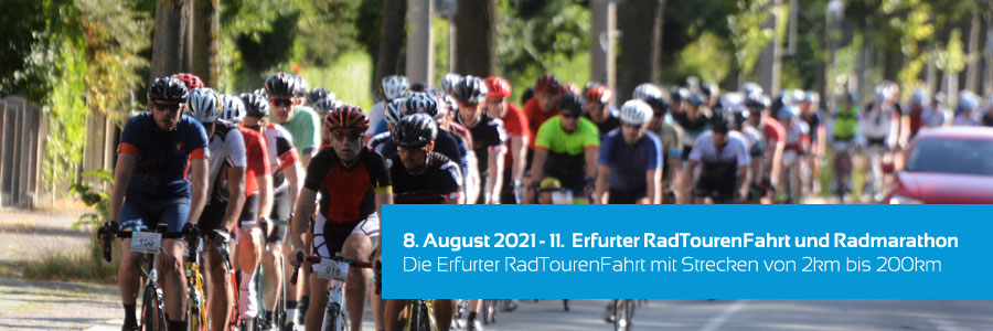 Erfurter RadTourenFahrt