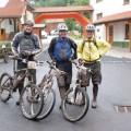 10. 2-Tages-Rennsteigradtour: Jubiläum mit Abstrichen