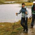 Erneut zu Fuß quer über die Alpen
