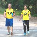Der Supermarathon war schuld