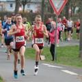 Häßner-Zwillinge mit guten Leistungen beim Gießener Frühjahrslauf