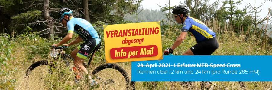 1. Erfurter MTB-Speed Cross